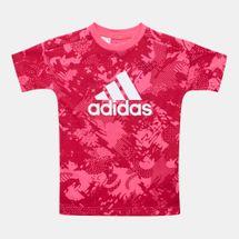 adidas Kids' Logo T-Shirt