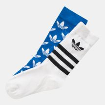 adidas T Crew Allover Print Socks