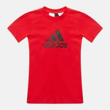 adidas Kids' Essentials Logo T-Shirt, 710673