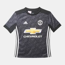 adidas Kids' Manchester United Away Replica Jersey