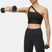 Reebok One Shoulder Padded Sports Bra