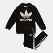 adidas Originals Trefoil Crew Set