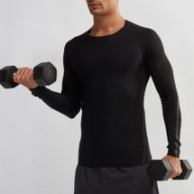 adidas Alphaskin 360 Long Sleeve T-Shirt