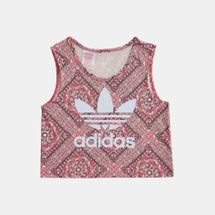adidas Originals Kids' GRPHC Tank Top