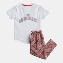 adidas Originals Kids' GRPHC T-Shirt Set