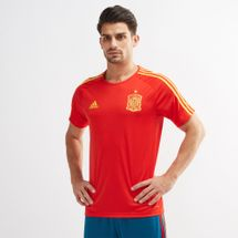 adidas FEF Spain Home Football Jersey