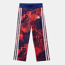 adidas Kids' GU 3/4 Training Capri Leggings