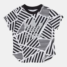 adidas Originals Kids' GRPHC Long T-Shirt