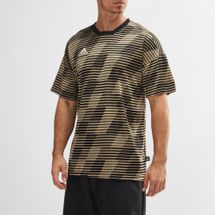 adidas Tango Football Graphic Jersey