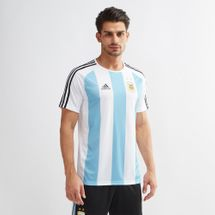 adidas Argentina Home Fan Football T-Shirt