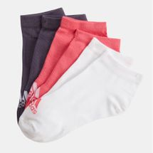 adidas Performance No-Show Thin Socks 3 Pairs Pink