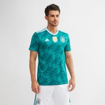 adidas Germany Away Replica Football Jersey 2018