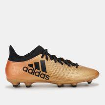 حذاء كرة القدم إكس 17.3 لملاعب العشب الطبيعي من اديداس