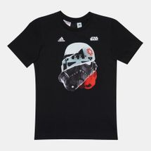 adidas Kids' Stormtrooper T-Shirt