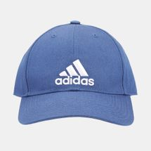 adidas Classic Six-Panel Cotton Cap Blue