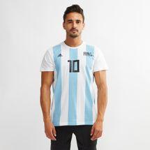adidas Messi Football T-Shirt
