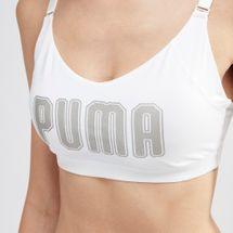 PUMA En Pointe Logo Sports Bra, 1086244