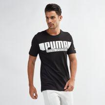 PUMA STYLE Athletics Graphic T-Shirt