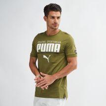 PUMA STYLE Athletic T-Shirt