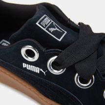 حذاء بلاتفورم كيس سويد من بوما, 1430228