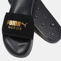 PUMA Leadcat Suede Slide Sandals, 1274749
