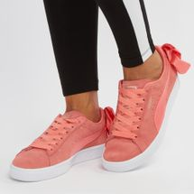 PUMA Suede Bow Shoe, 1150722