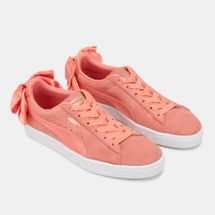 PUMA Suede Bow Shoe, 1150724