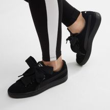 PUMA En Pointe Suede Heart Shoe