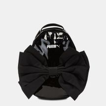 PUMA Prime Archive Bow Backpack - Black, 1214917