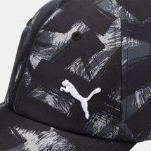 PUMA Graphic BB Cap - Black, 1203477