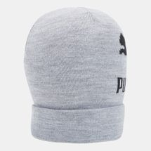 PUMA Archive Logo Beanie - Grey, 1280219