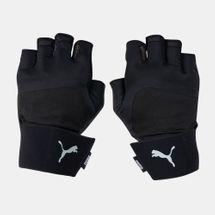 PUMA Men's Essential Premium Training Gloves