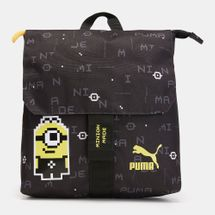 PUMA Kids' Minions Small Backpack