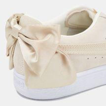 PUMA Suede Bow Varsity Shoe, 1240806