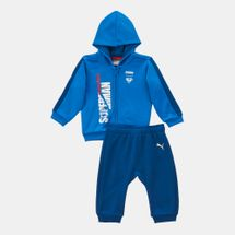PUMA Kids' Justice League Superman Jogger Tracksuit
