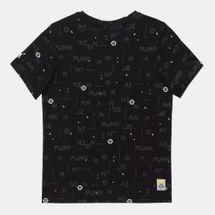 PUMA Kids' Minions T-Shirt, 1208036