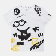 PUMA Kids' Minions T-Shirt White