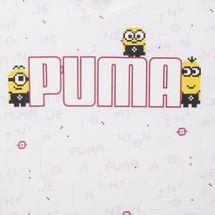 PUMA Kids' Minions T-Shirt, 1208049