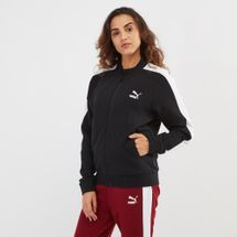 Classics T7 Track Jacket, FT Cotton Blac