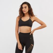 PUMA Strappy Mix Sports Bra, 1224149