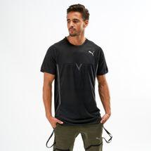 PUMA NerverRunBack VIZ T-Shirt