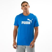 PUMA Men's Essential Logo T-Shirt
