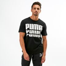 PUMA Rebel Bold Basic T-Shirt