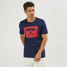 PUMA Rebel Block Basic T-Shirt