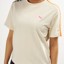 PUMA Women's Chase Cotton T-Shirt, 1470132