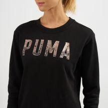 PUMA Athletic Sweatshirt, 1397754
