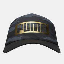 PUMA Camo Foil Trucker Cap