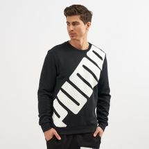 PUMA Big Logo Sweatshirt