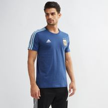 adidas Argentina 3-Stripes T-Shirt