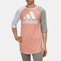 adidas Sport ID Baseball T-Shirt